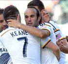 Live: LA Galaxy 0-0 Seattle Sounders