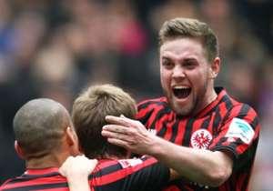Kam für Eintracht Frankfurt zuletzt zu seinem Premieren-Tor: Marc Stendera