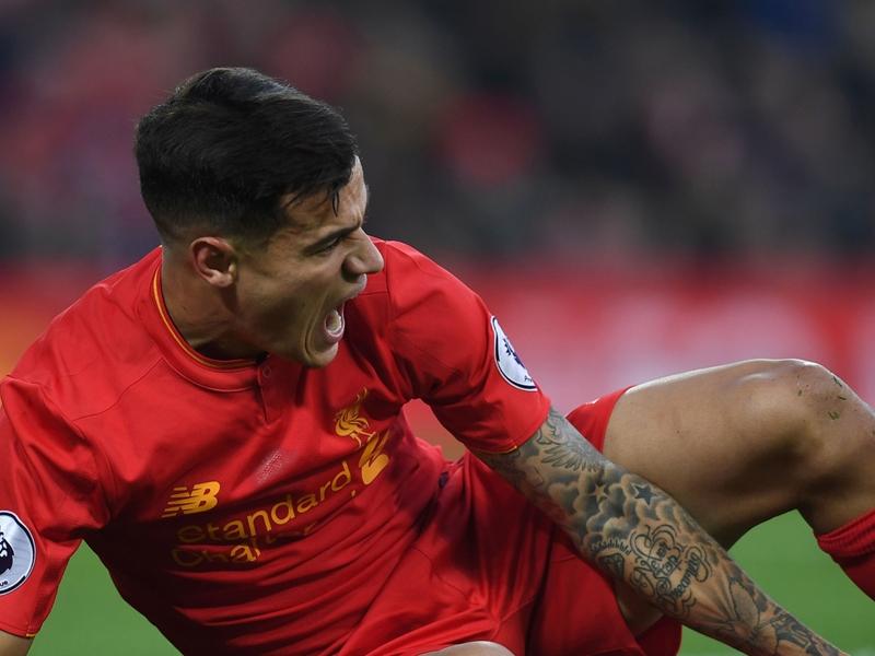 Il Liverpool perde Coutinho, Klopp: Tornerà a gennaio