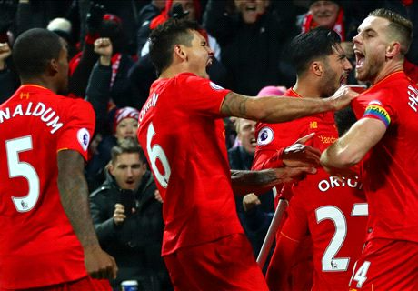PREVIEW: Liverpool - West Ham