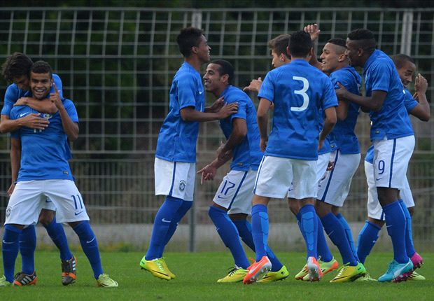 England U21 1-2 Brazil U21: Ward-Prowse free kick not enough for Southgate's side