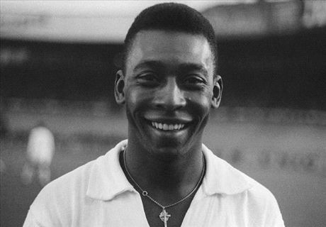 Pele's Santos & the MSN of the 1960s