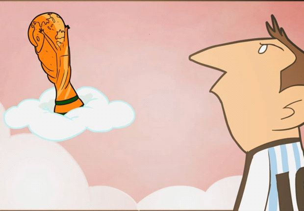 GoalToons: Maradona, Kempes and the great Argentina World Cup moments