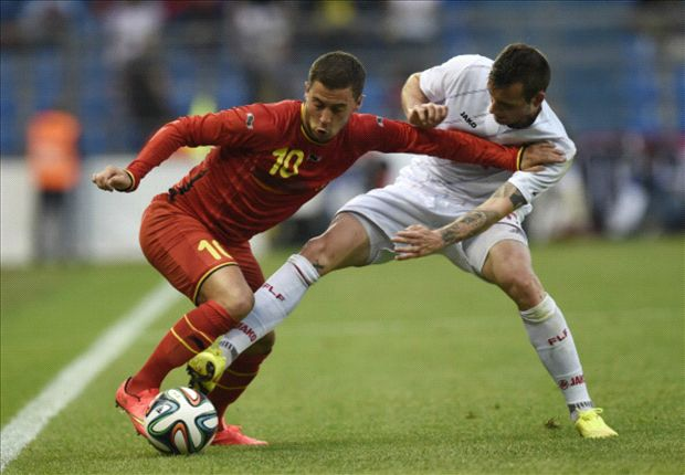 Paris Saint-Germain talk won't disturb me - Hazard