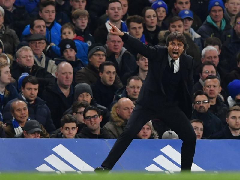 """Chelsea, Antonio Conte : """"Il est trop tôt pour parler du titre"""""""