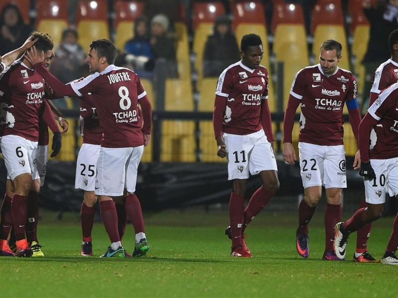 Metz - Lorient (3-3), un incroyable Vion prive les Merlus d'un succès précieux