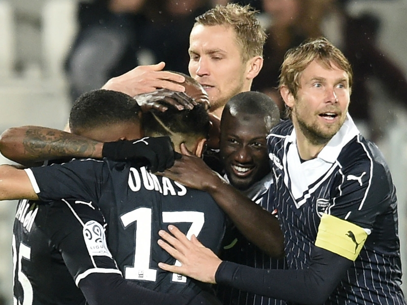 Bordeaux-Dijon (3-2), Bordeaux renversant