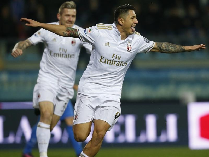 Empoli-Milan (1-4), Milan se balade