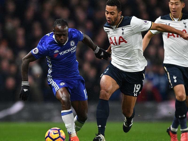 """EXCLU GOAL - Chelsea, Kalou : """"Pas surpris par la forme de Moses"""""""