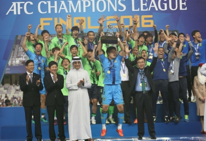 WATCH: Amazing free kicks, wild celebrations and crazy chips – the best goals from this year's AFC Champions League