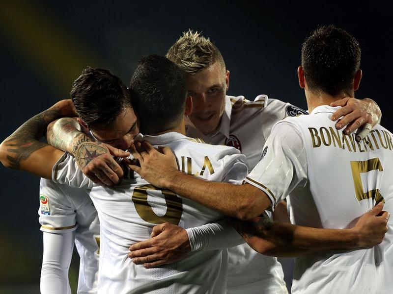 Nessuno come il Milan: rossoneri con più punti di tutti nelle ultime 11 giornate