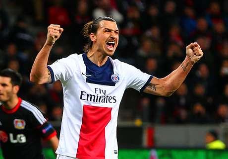 Zlatan y el equipo de sus sueños