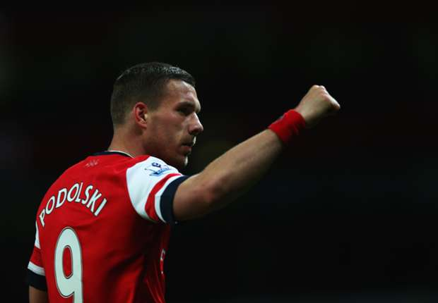 Lukas Podolski Tertarik Ke Serie A