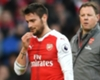 Debuchy limps off injured