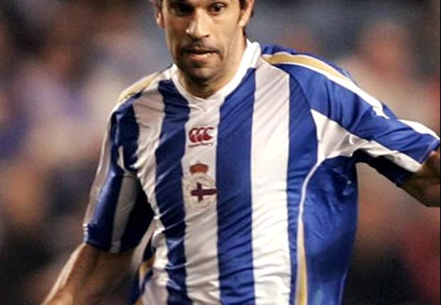 Valeron has called time on his 13-year stay at Deportivo