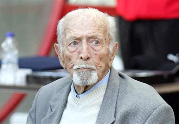 Olympiakos Mourn As Legend Achilleas Grammatikopoulos Dies