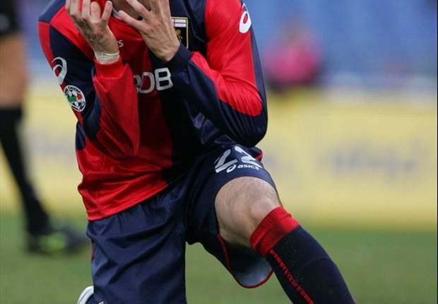 Diego Milito Raring To Get Back In Action For Genoa