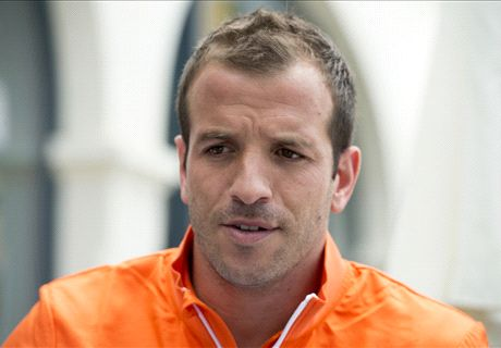 Van der Vaart wil met Oranje naar het EK