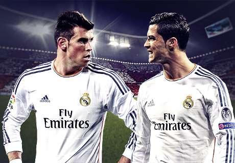 Ronaldo insulte Bale en plein match
