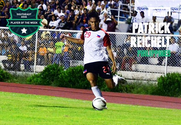 Goal Southeast Asia Player of the Week: Patrick Reichelt
