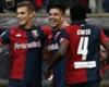 Genoa y Gio sorprendieron a la Juve