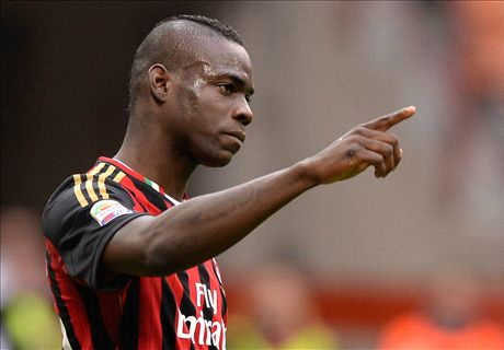 Inzaghi: Clean slate for Balotelli