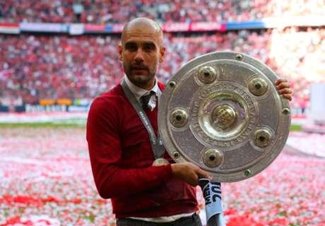 Juara Bundesliga Prioritas Utama Guardiola