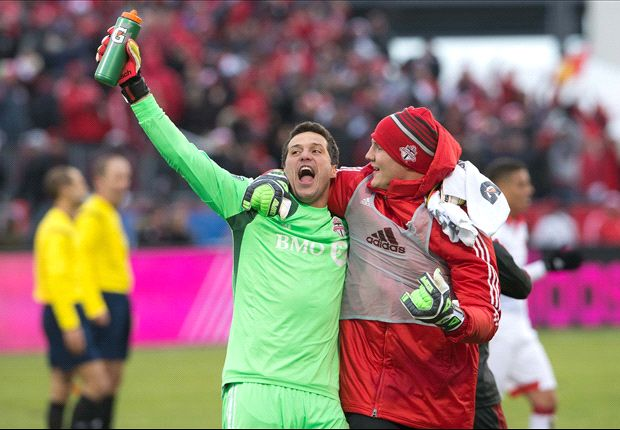 Julio Cesar: Toronto loan stint 'excellent preparation' for World Cup