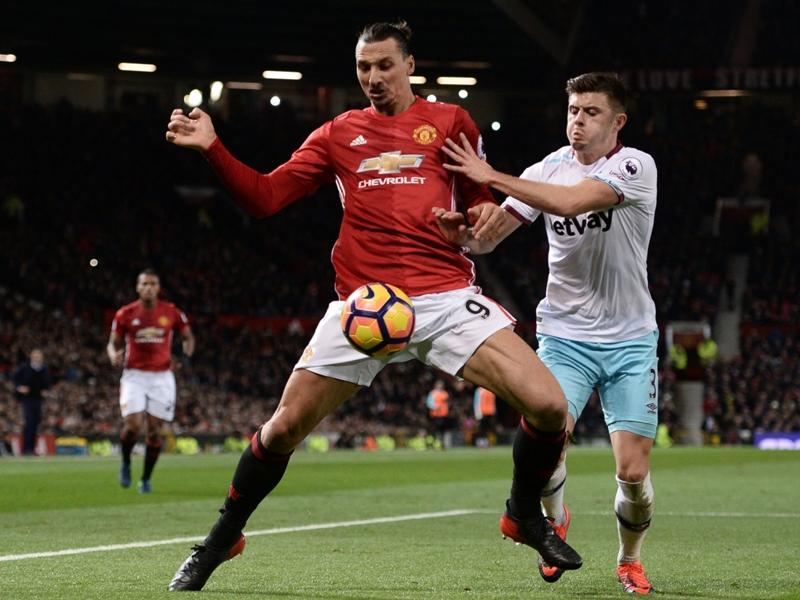 Manchester United-West Ham 1-1, Mourinho n'y arrive pas
