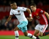 Herrera frustrated by 'lucky' West Ham