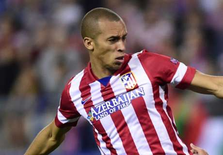 Atletico hit by Miranda injury blow