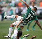Números, pranchetas e mapas de Palmeiras 1 x 0 Chape