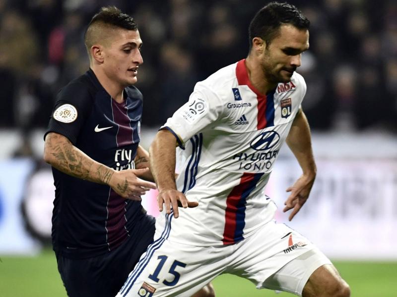 PSG, Verratti préservé et absent de la feuille de match