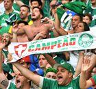 Galeria: As melhores fotos do jogo do título do Palmeiras