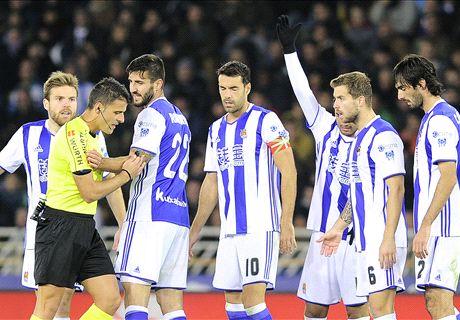 EN VIVO: Real Sociedad 2-1 Valencia