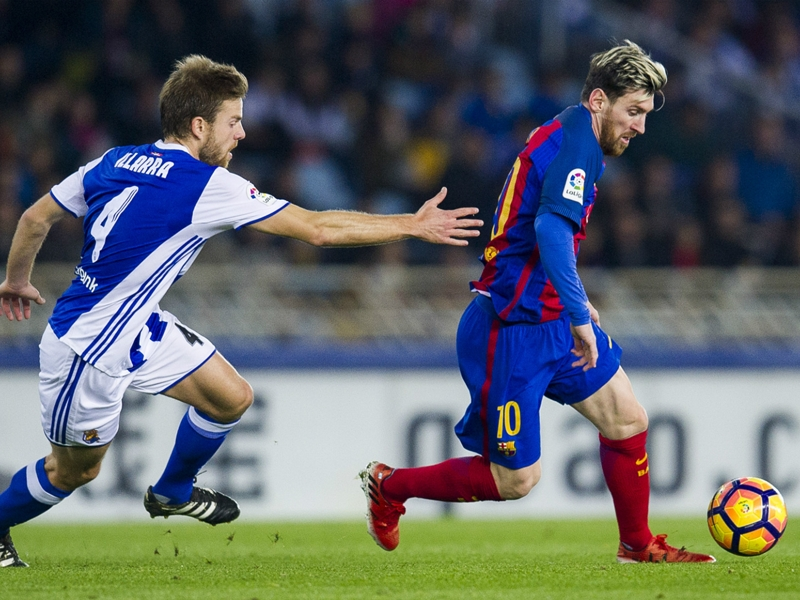 Real Sociedad - FC Barcelone 1-1, le Barça doute avant le Classico