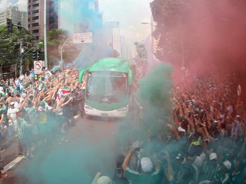 Brasile, il Palmeiras si laurea campione con due giornate d'anticipo