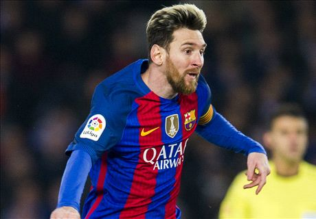 Messi leads UCL Team of the Group Stage
