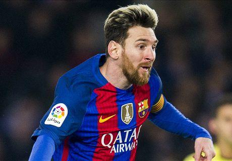 Suarez & Gomes struggle in Barca draw
