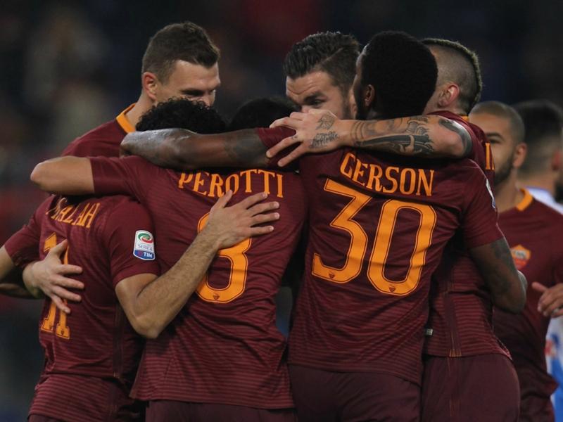 Roma, attacco super: eguagliato il record giallorosso del 1934/35