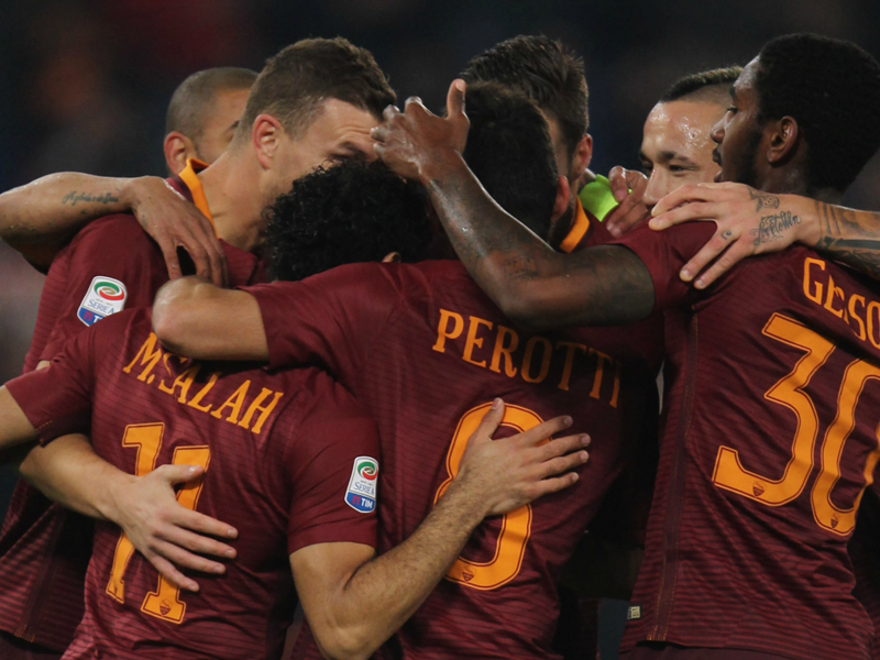 Classifica Serie A 2016-17 - La Roma torna a -4 dalla Juventus