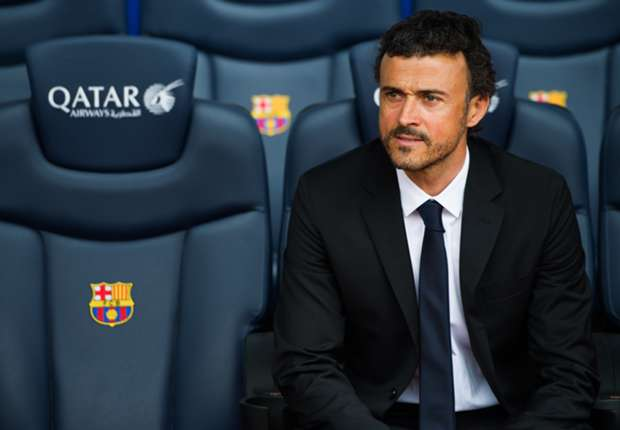 Luis Enrique undergoes appendix surgery