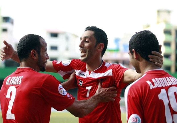 Palestine reaches 2015 AFC Asian Cup