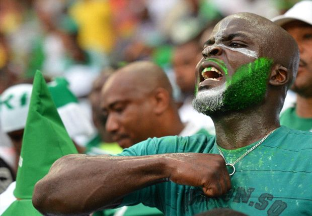 How Nigeria supporters are bringing carnival to Brazil