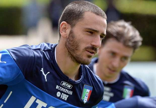 Leonardo Bonucci senang Cesare Prandelli ekstensi kontrak