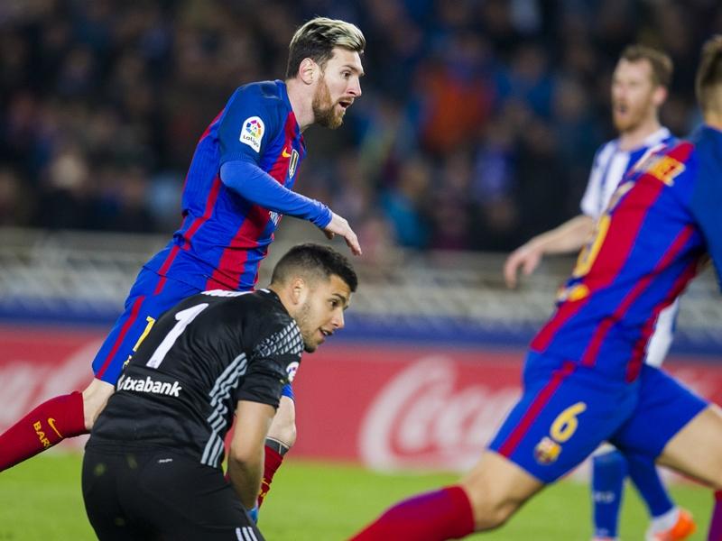 Liga, 13ª giornata - Real a +6 su Barcellona e Siviglia