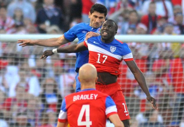 USA 2-0 Azerbaijan: Second-half subs lift Americans to World Cup warmup victory