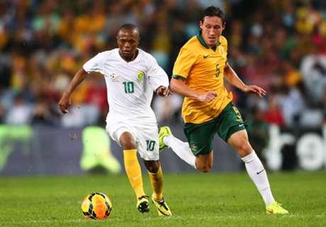 Serero not bitter over Bafana axe