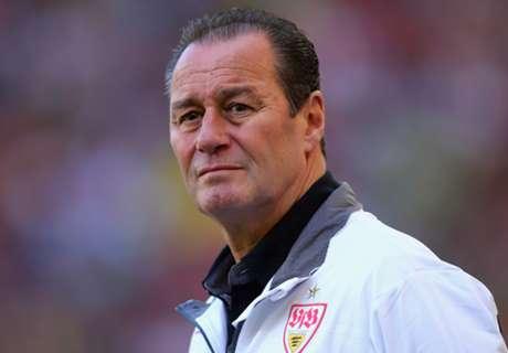 Offiziell: Stevens soll VfB retten