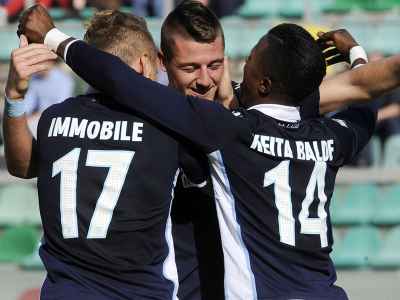 VIDEO - Palermo-Lazio 0-1, goal e highlights